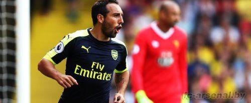 Касорла покидает Арсенал
