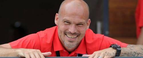 Юнберг стал главным тренером команды до 23 лет