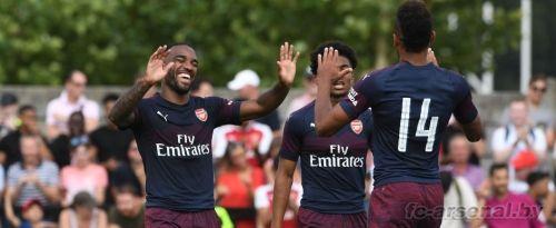 Товарищеский матч: Борэм Вуд 0-8 Арсенал. Отчёт