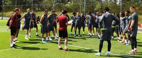 Арсенал объявил состав на предсезонную подготовку
