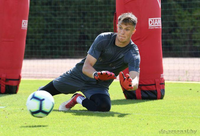 Арсенал продолжает подготовку к сезону