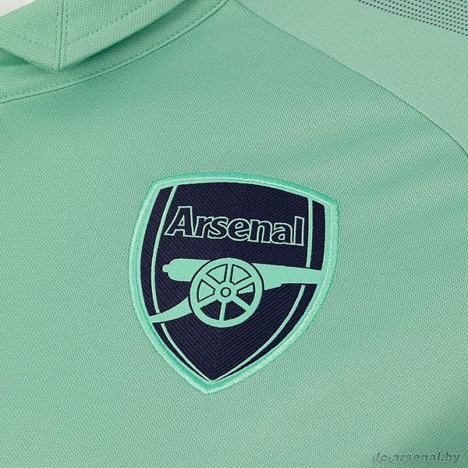 Арсенал представил третий комплект формы на сезон 2018/19