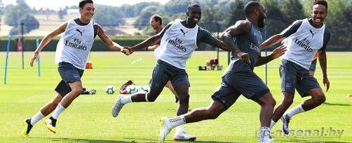 Арсенал продолжает подготовку к новому сезону