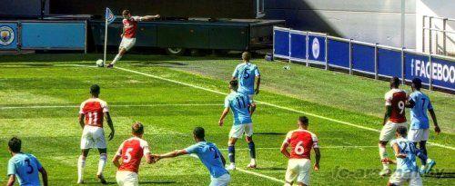 U23: Ман Сити 6-5 Арсенал. Отчет