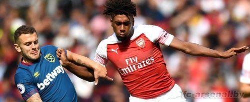 Премьер-лига: Арсенал 3-1 Вест Хэм. Отчёт