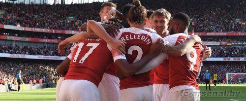 Премьер-лига: Арсенал 2-0 Уотфорд. Отчёт